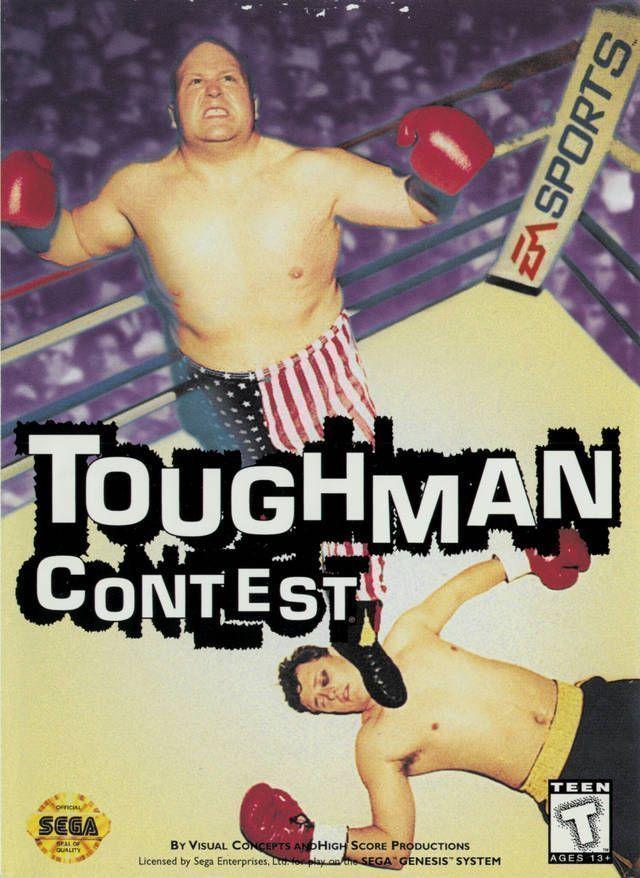 Toughman Contest (UEJ)
