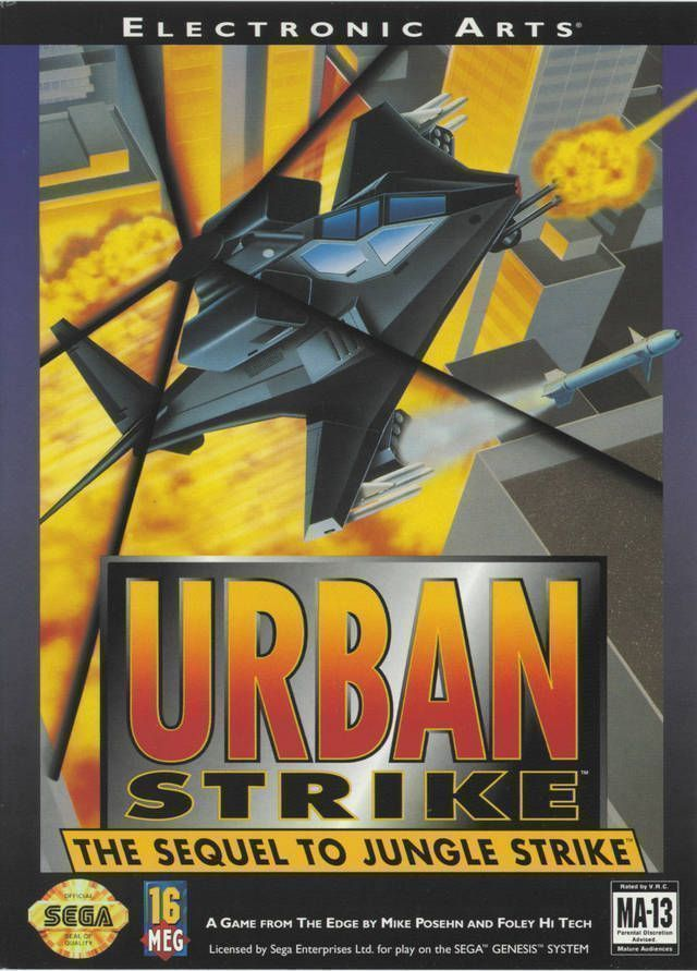 Urban Strike (UEJ)