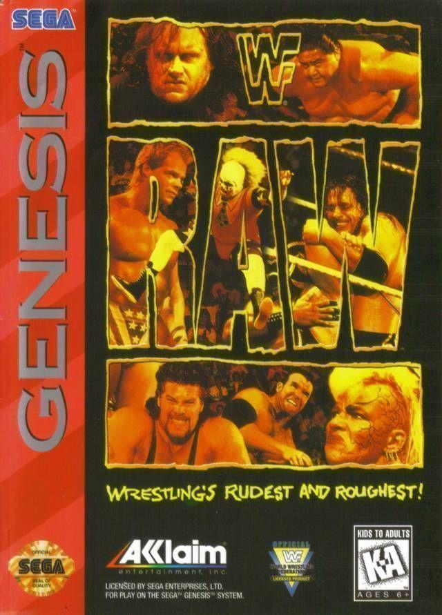 WWF RAW (JUE)