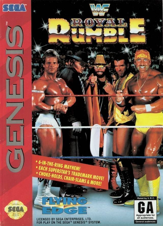 WWF Royal Rumble (JUE)