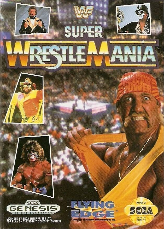 WWF Super Wrestlemania (JUE)