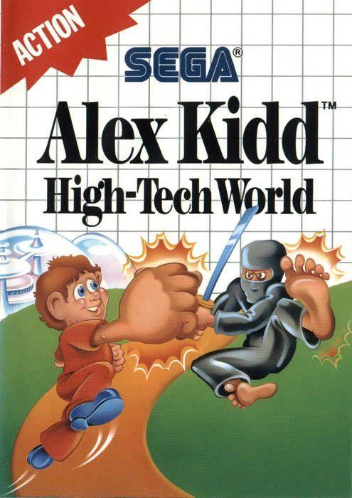 alex kidd the lost stars rom download