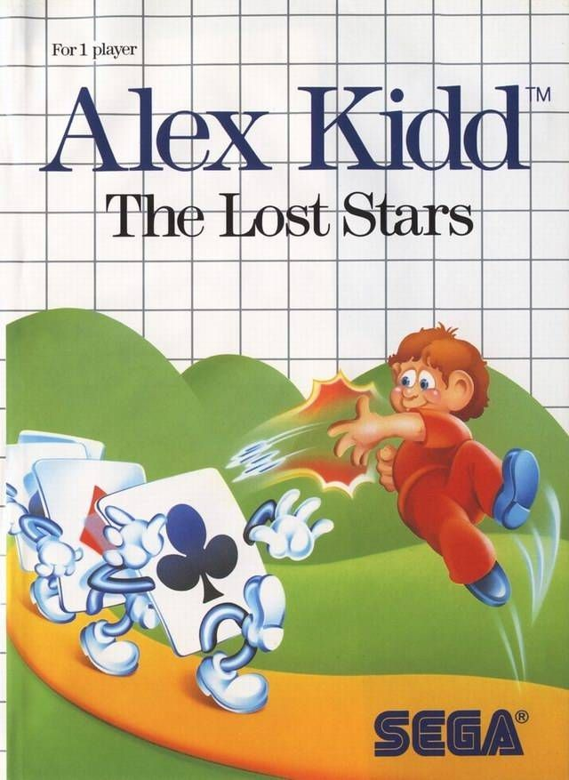 Alex Kidd - The Lost Stars