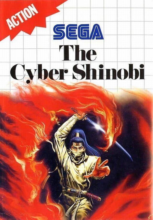 Cyber Shinobi