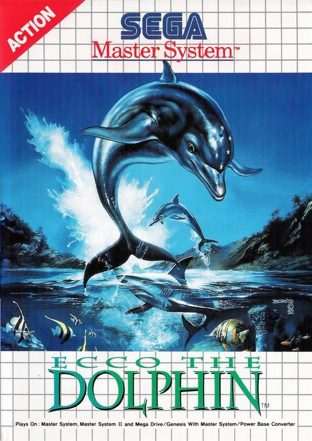 dolphin rom games