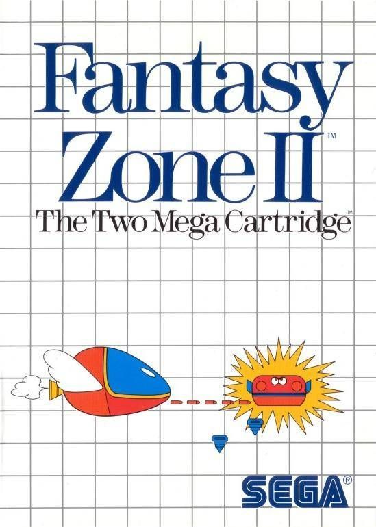 Fantasy Zone II - The Tears Of Opa-Opa