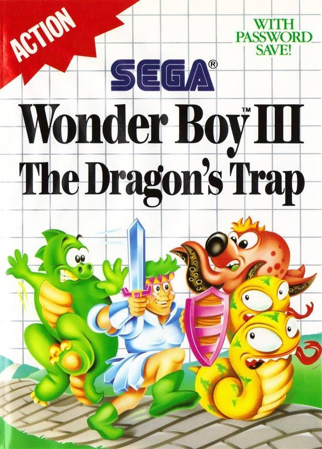 Wonder Boy III - The Dragon's Trap