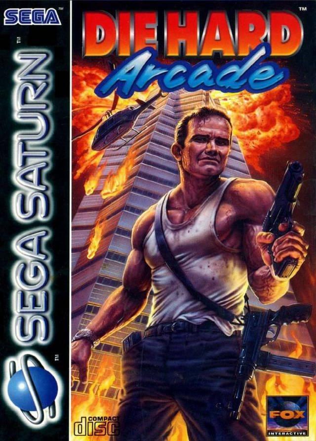 Die Hard Arcade (Europe)