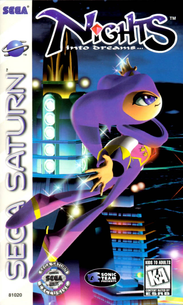 NiGHTS Into Dreams... (RE)