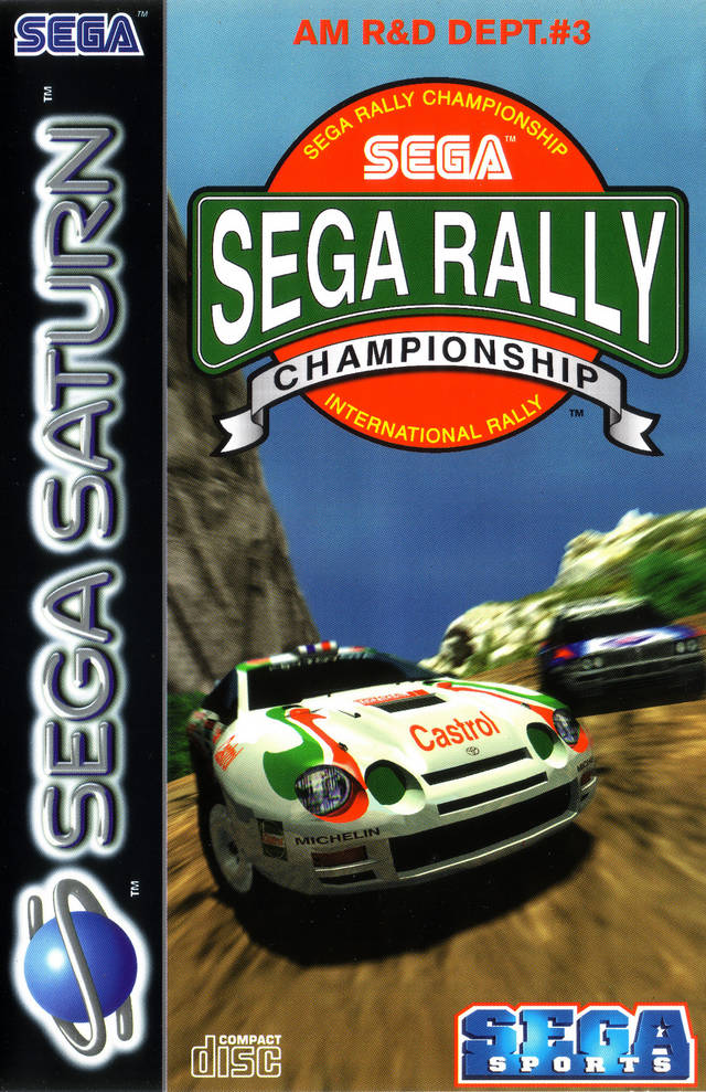 Sega Rally Championship (Europe) (Made In USA) ROM - Sega Saturn