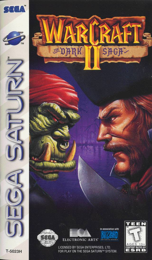 Warcraft Ii The Dark Saga Rom Sega Saturn Saturn Emulator