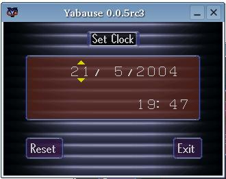 Yabause 0.9.15