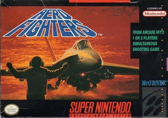 Aero Fighters ROM - Super Nintendo (SNES) - Emulator.Games