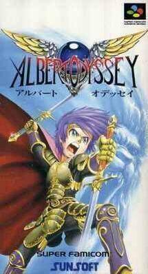 Albert Odyssey