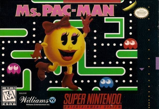 AS - Pac-Man (NES Hack)