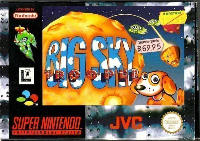 AS - Sky Destroyer (NES Hack)