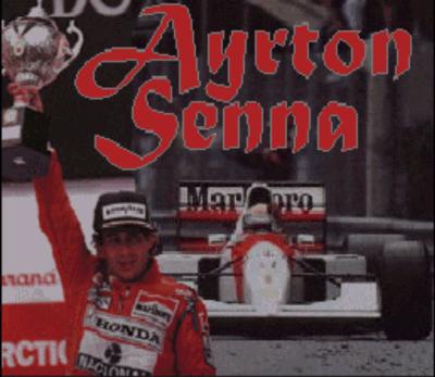 Ayrton Senna Racing (Nigel Mansell's Racing Hack)