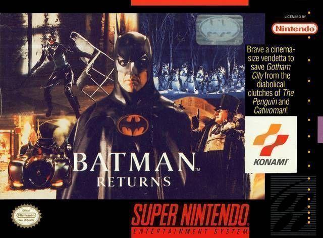 Adventures Of Batman Amp Robin The Rom Super Nintendo