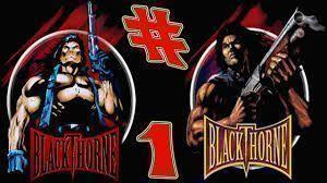 Black Thorne (Pre-Release) [T-Port]