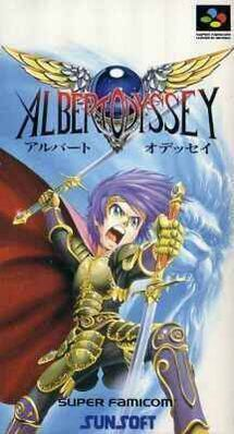 BS Albert Odyssey