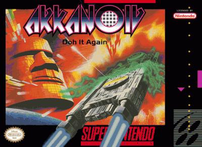 BS Arkanoid - Doh It Again