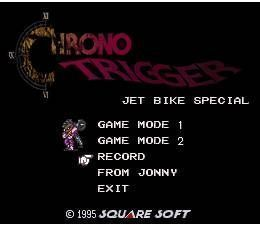 BS Chrono Trigger - Jet Bike Special