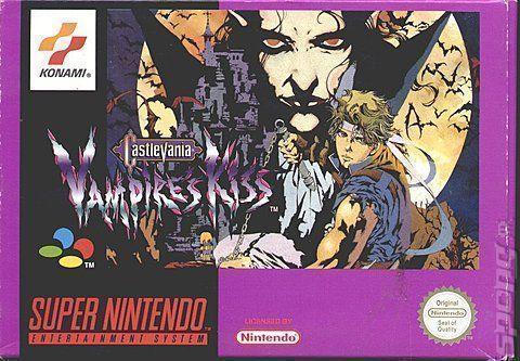Castlevania - Vampire's Kiss