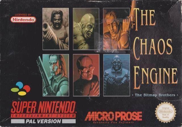 Chaos Seed - Fuusui Kairoki ROM - Super Nintendo (SNES