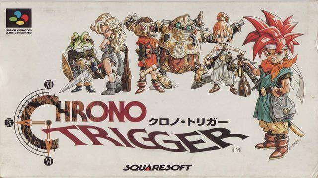 Chrono Trigger - Kurono Toriga (Pre-Release)