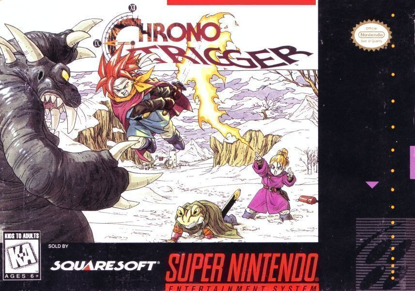 Chrono Trigger [T-Port]