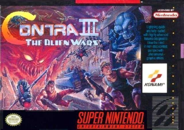 contra 5 nes rom download