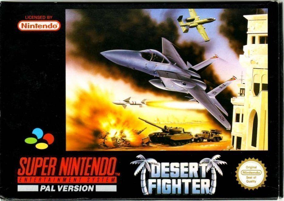 Desert Fighter (Sat Nov 09 '93)