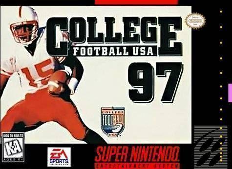 EA College Football '97