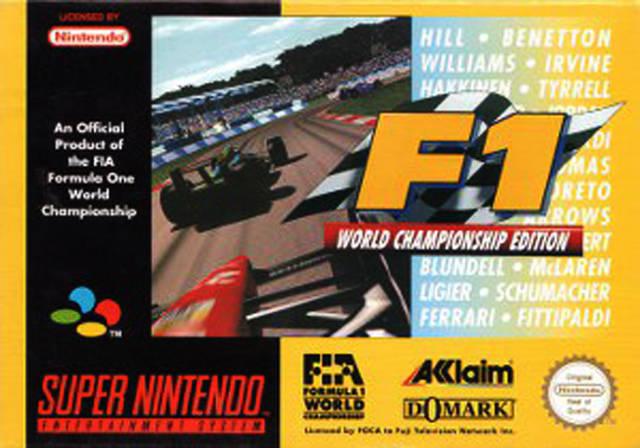 F-1 World Championship Edition