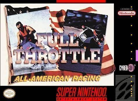 Full Throttle Racing