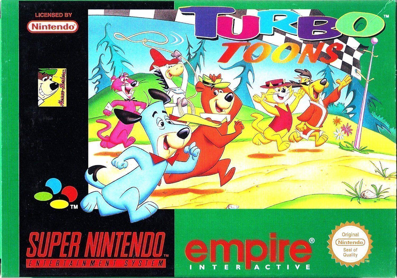 Hanna Barbera's Turbo Toons ROM - Super Nintendo (SNES)   Emulator Games