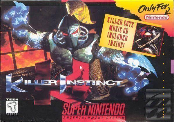 Killer Instinct (V1.1)