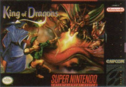 King Of Dragons, The ROM - Super Nintendo (SNES ...