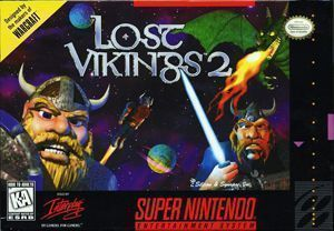 Lost Vikings II, The