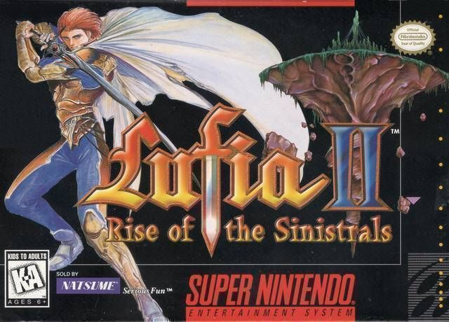 Lufia II - Rise Of The Sinistrals (S)
