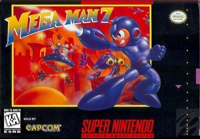 Mega Man X Rom Super Nintendo Snes Emulator Games
