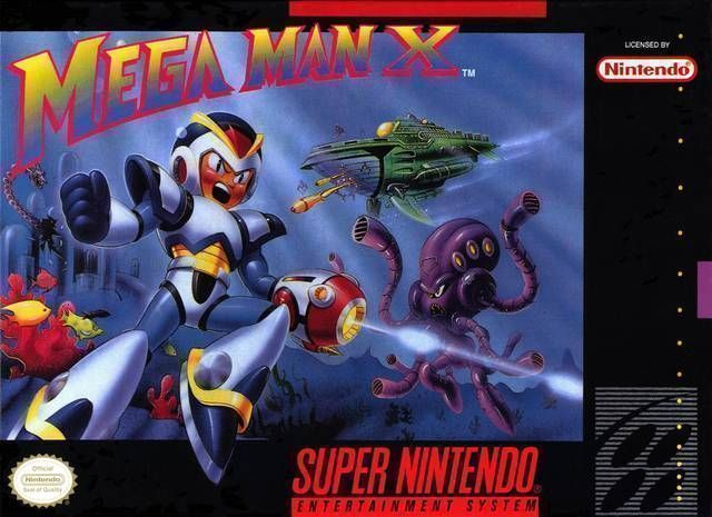 ▷ megaman x corrupted (snes) rom download.