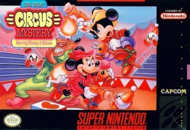 Mickey & Minnie - The Great Circus Mystery 2