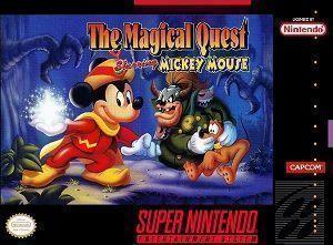 Mickey No Magical Adventure V1 1 Rom Super Nintendo