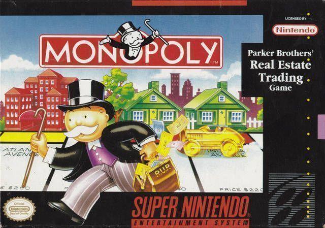 Monopoly (V1.0)