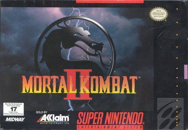 Mortal Kombat II (V1.1)