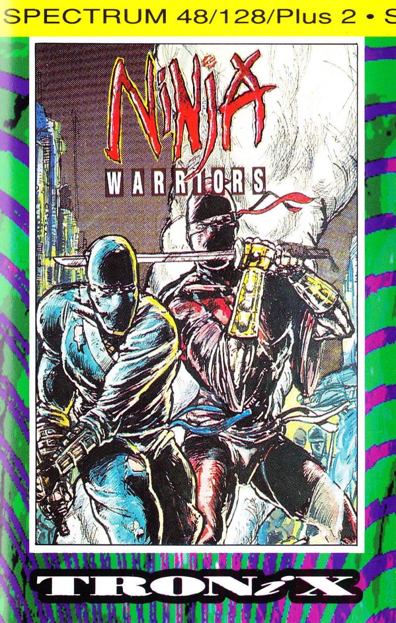Ninja Warriors Again, The