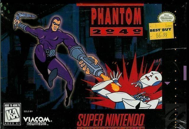 Phantom 2040