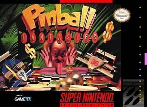 Pinball Fantasies ROM - Super Nintendo (SNES) | Emulator Games