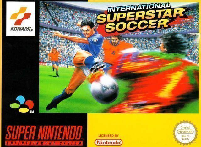 Ronaldinho Soccer 98 (Hack)
